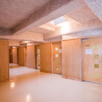 ピアノレッスン室(個人練習室)