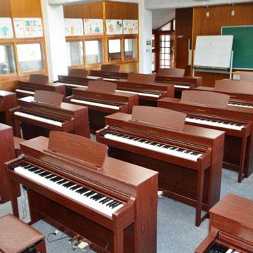 音楽教室(EML集団練習室)