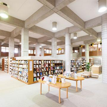 図書館(ウォールター W.クライダー記念図書館)