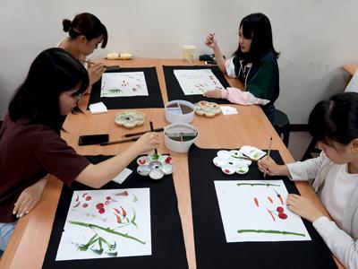 中国画クラス